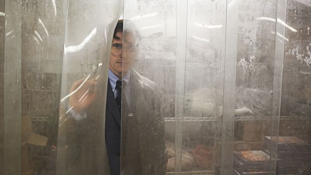 Matt Dillon as Jack in <em>The House That Jack Built</em>.