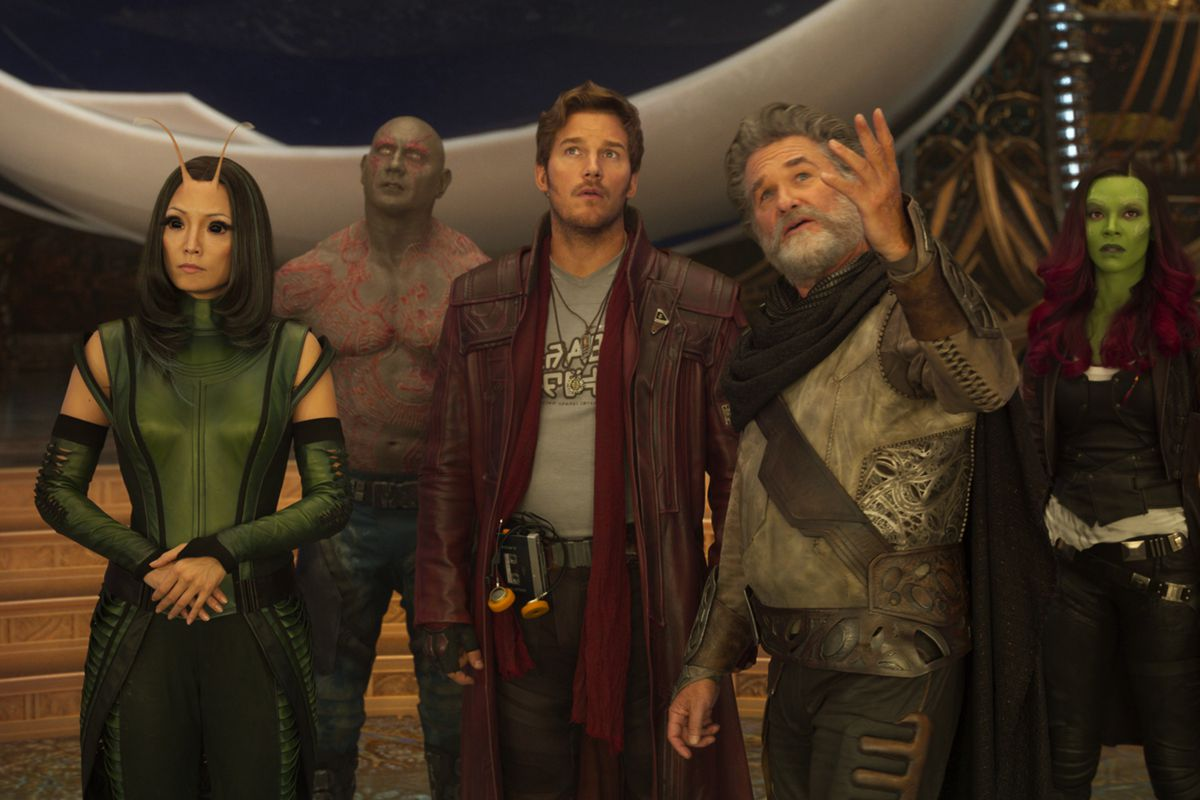 guardians of the galaxy vol 2 s five different credits scenes