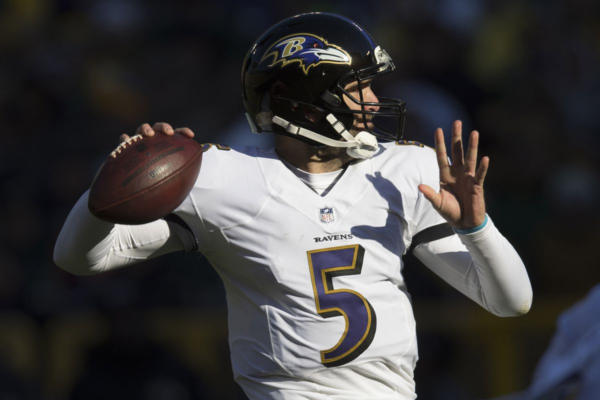 National Football League 2017 Week 12: Monday Night preview - Houston at Baltimore
