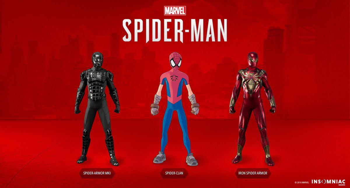 Image result for Marvel's Spider-Man Turf wars