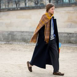 An ode to menswear on the streets of Paris.
