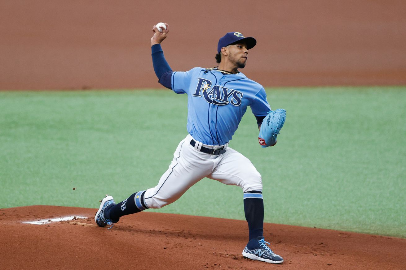 MLB: Toronto Blue Jays at Tampa Bay Rays