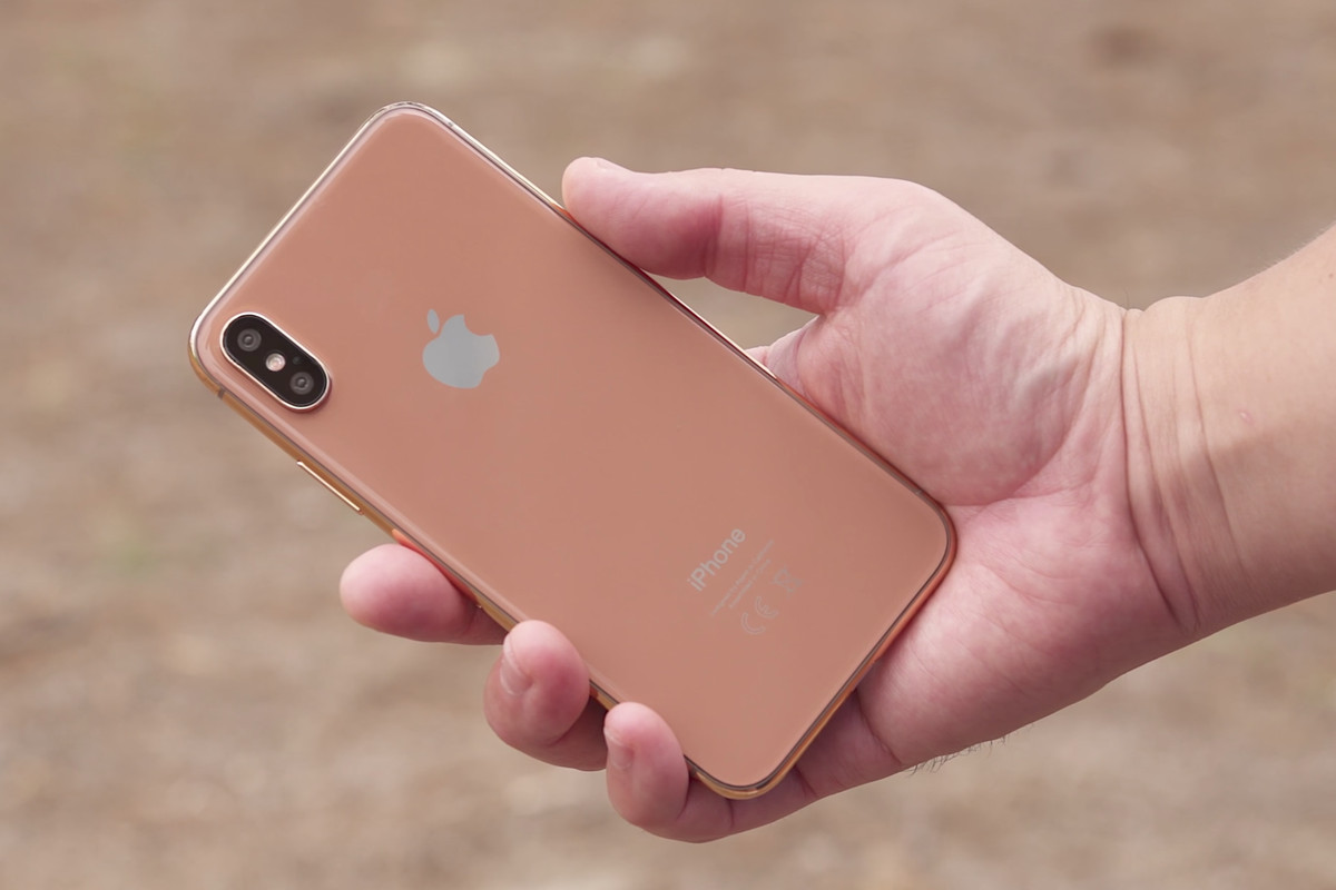 low priced a8874 16a41 I hope the next iPhone actually comes in this ugly pinkish bronze ...