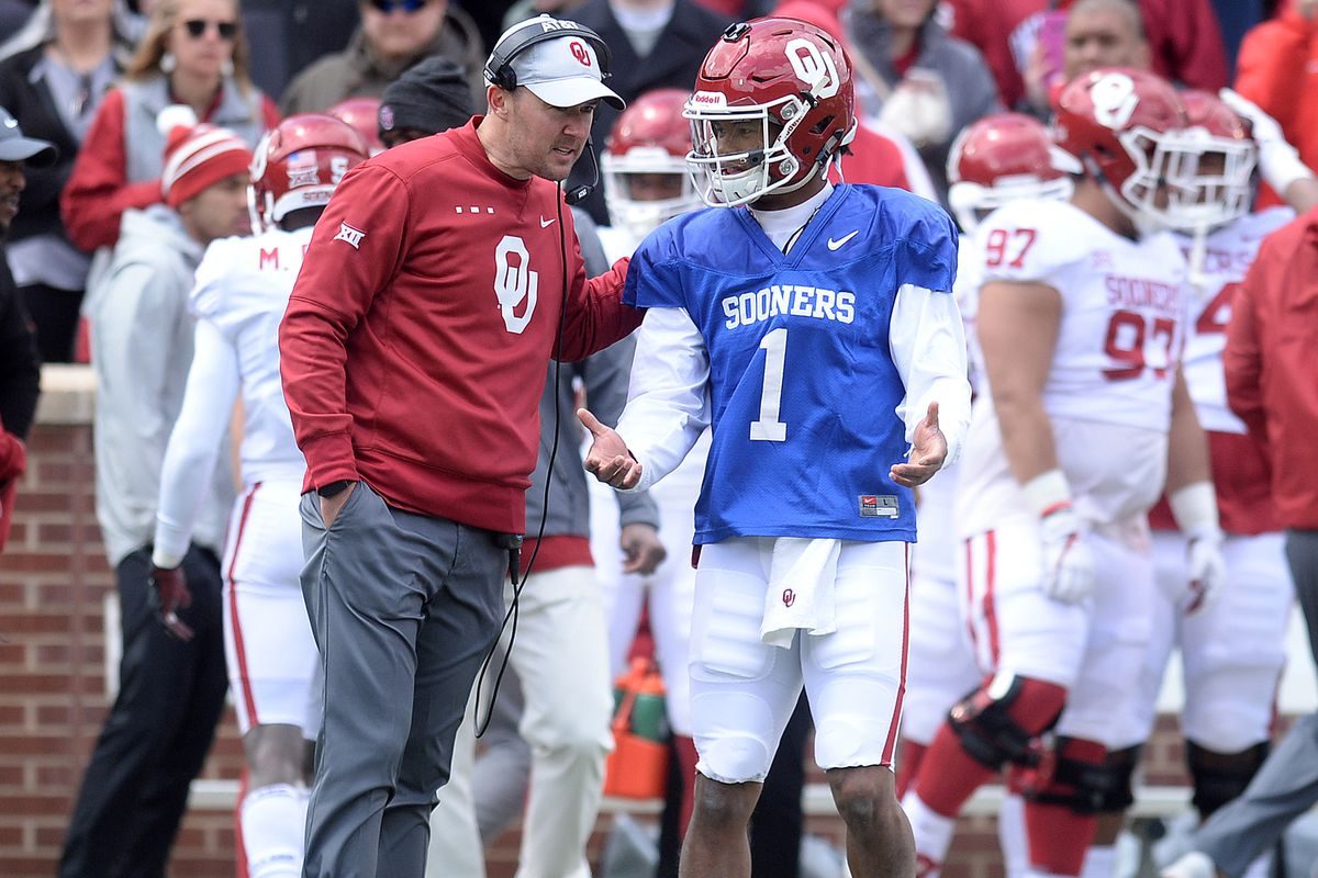 1b4575db Oklahoma Sooners Football Hot Links: A huge recruiting weekend, the  professional future of Kyler Murray, and more!