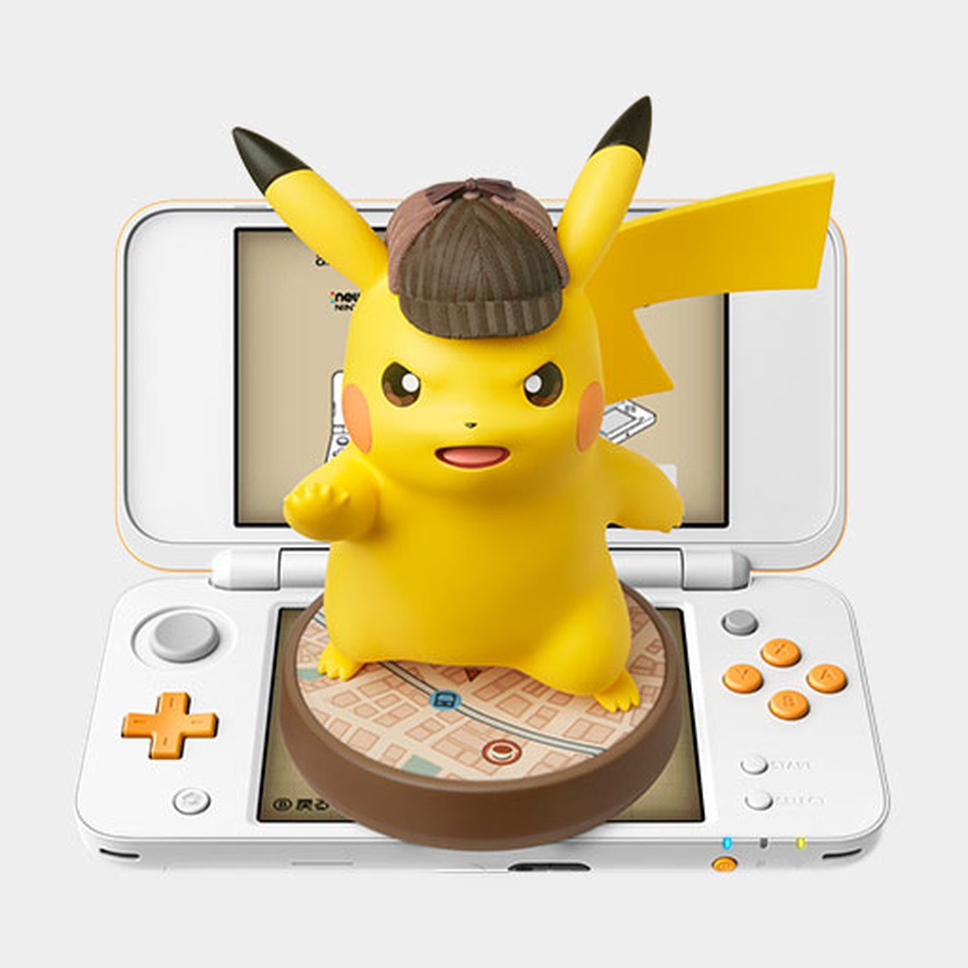 detective pikachu game