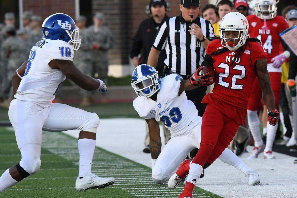 NCAA Football: Buffalo at Northern Illinois