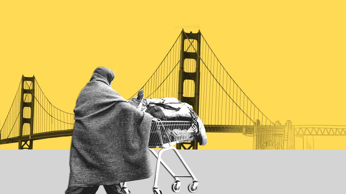 How Homelessness in San Francisco Turned Into a Referendum on Big