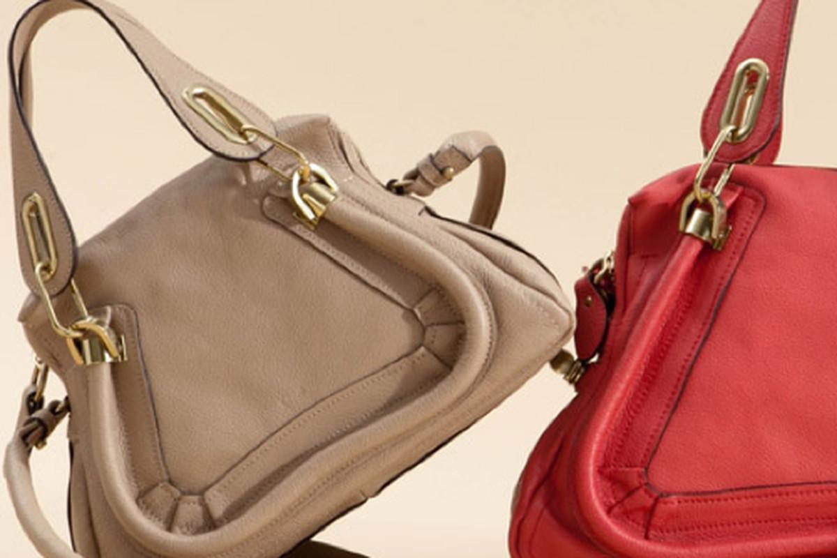Chloé Handbags today on Rue La La