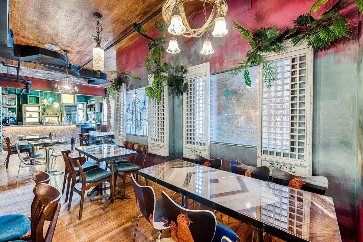 Maydan DC tables