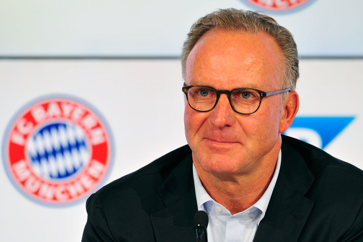 Image result for Karl-Heinz Rummenigge