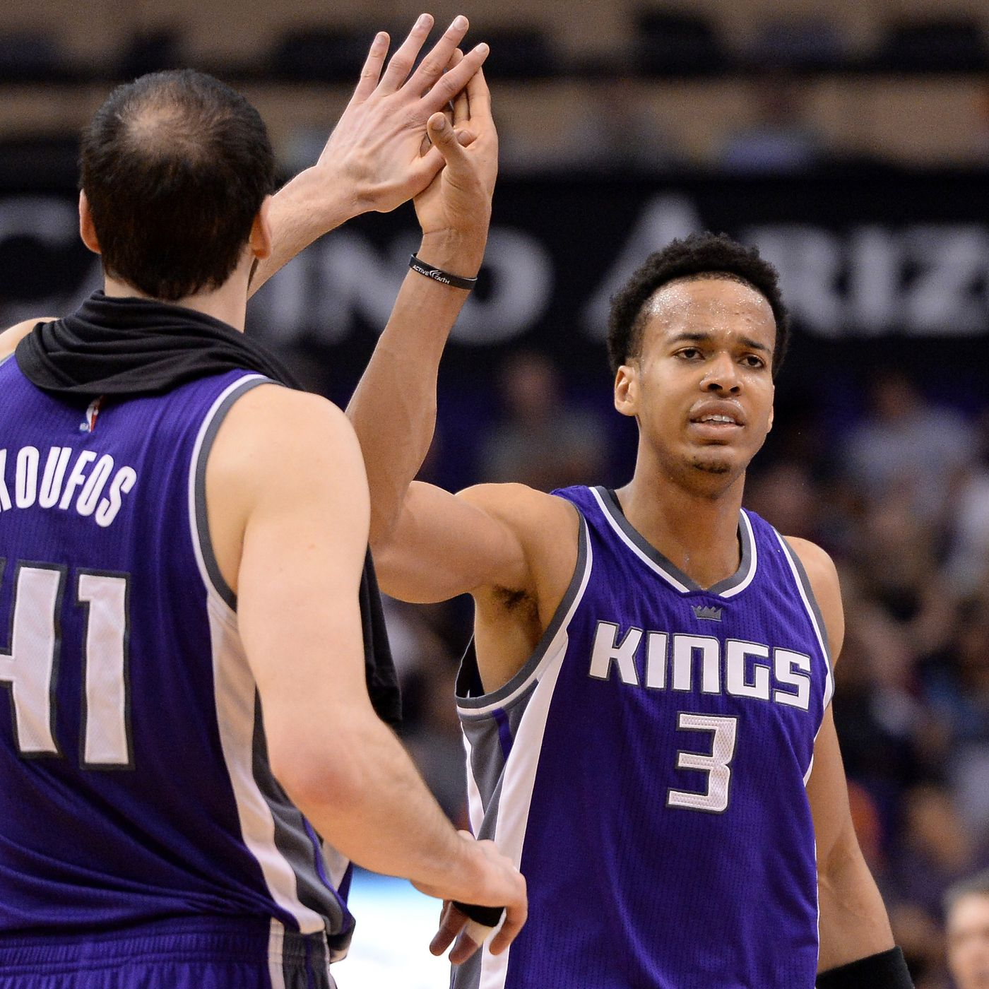 6c36361fedf The DeMarcus Cousins trade finally gave Skal Labissiere an opportunity to  shine. New ...