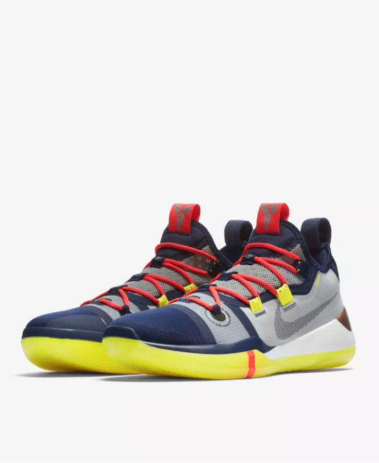sports shoes f4914 090d0 Nike s new Kobe A.D. signature shoe has dropped - SBNation.com