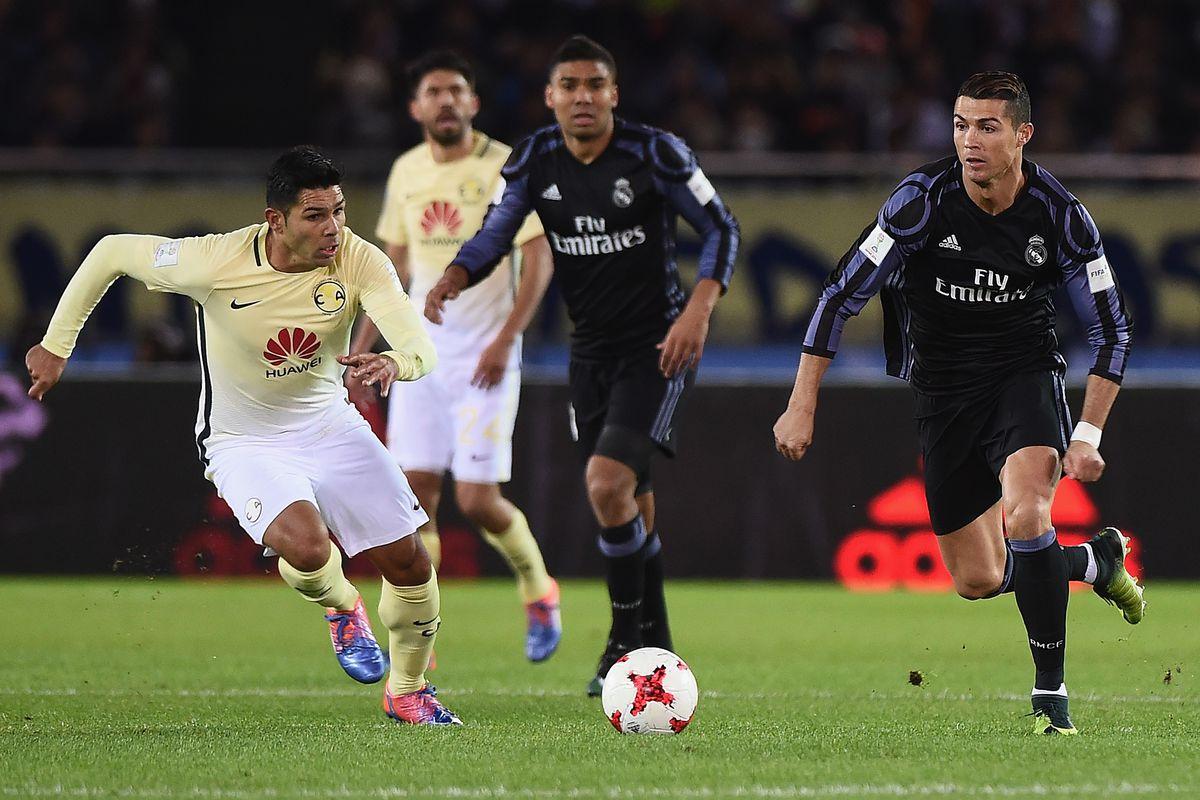 Club America v Real Madrid - FIFA Club World Cup Semi Final