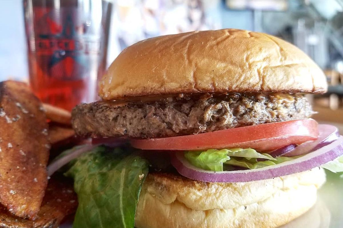 Black Star Co-op's Impossible Burger