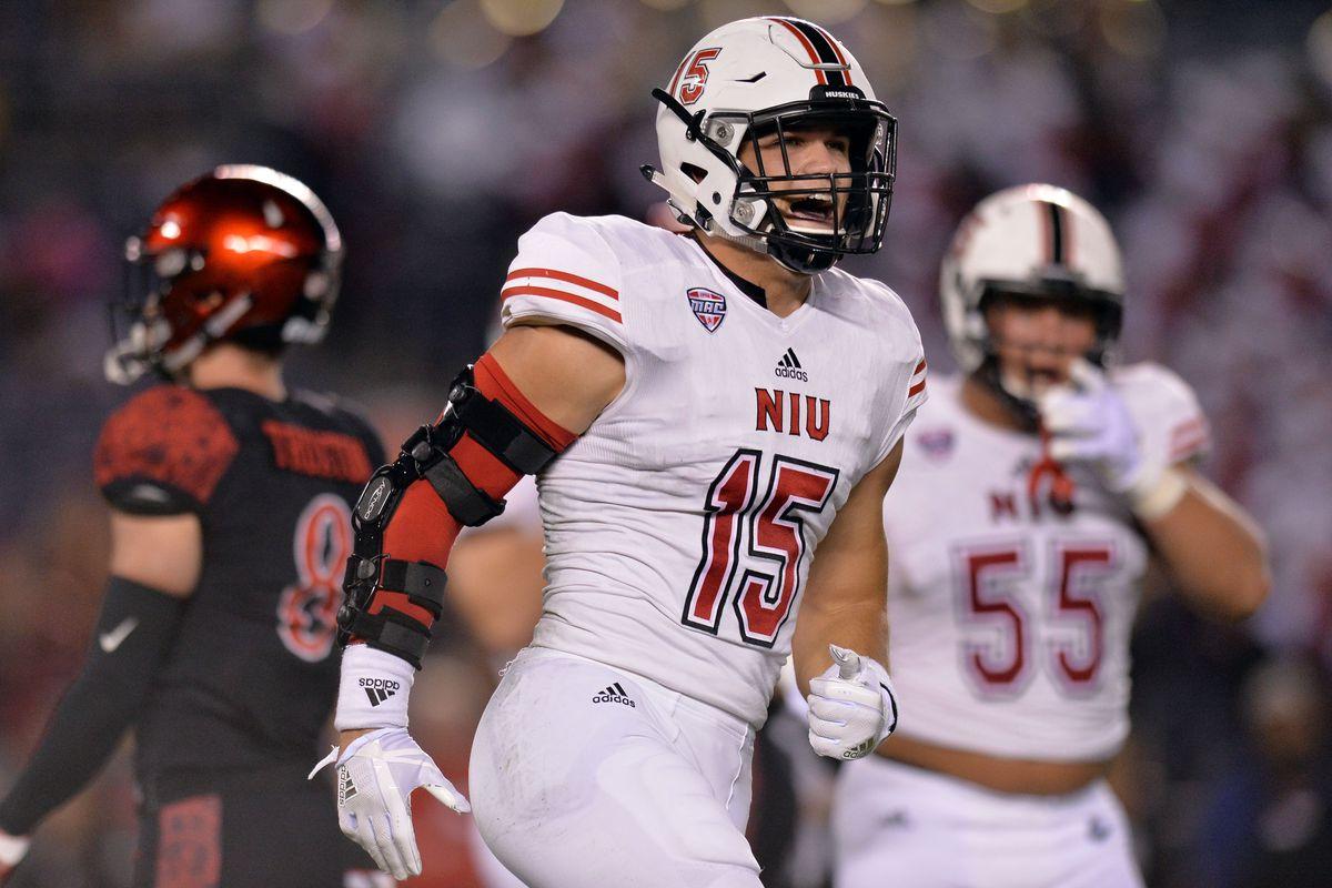 NCAA Football: Northern Illinois at San Diego State