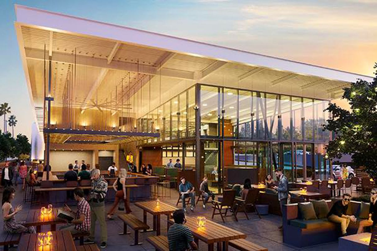 Brewery and Beer Garden Plans Arrival by Late 2018 - Eater San Diego