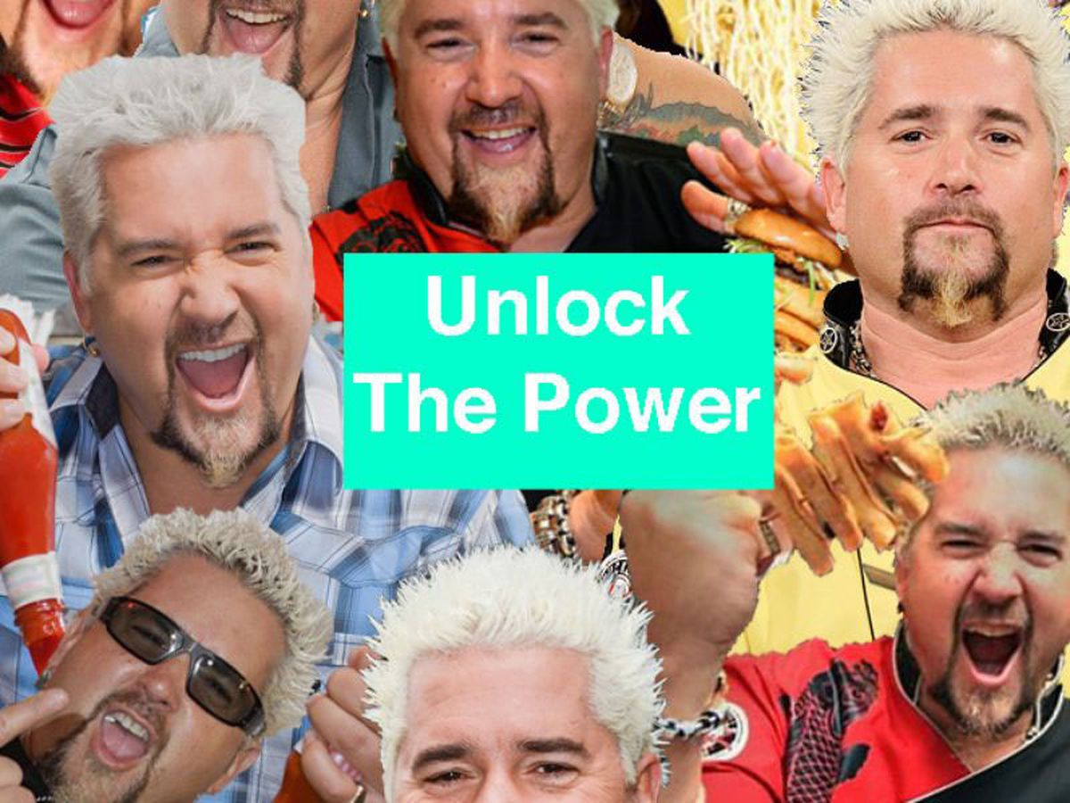 Guy Fieri Had a Better Year Than You - Eater