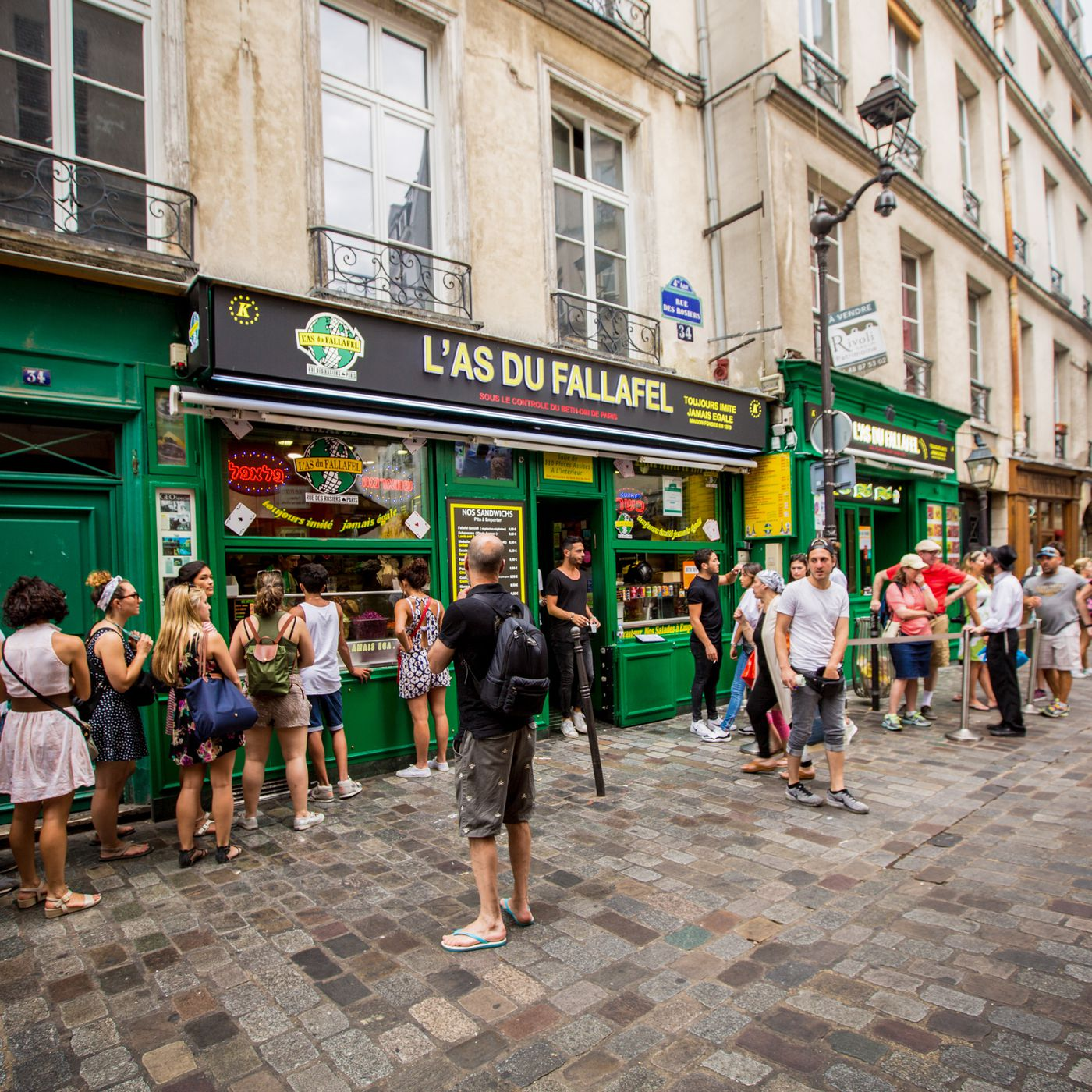 Where to Eat in the Marais - Eater