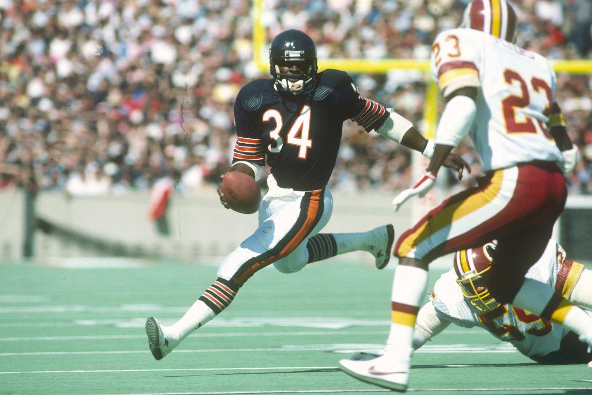 Washington Redskins vs Chicago Bears - September 29, 1985