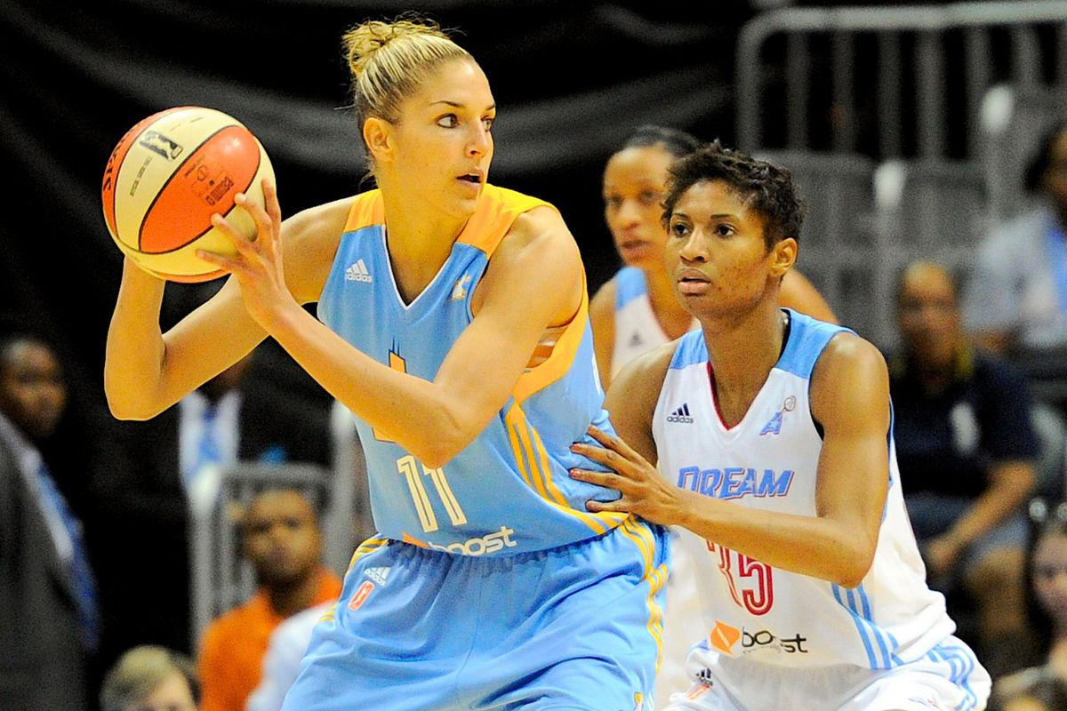 The Dream and Sky feature two of the WNBA's biggest stars.