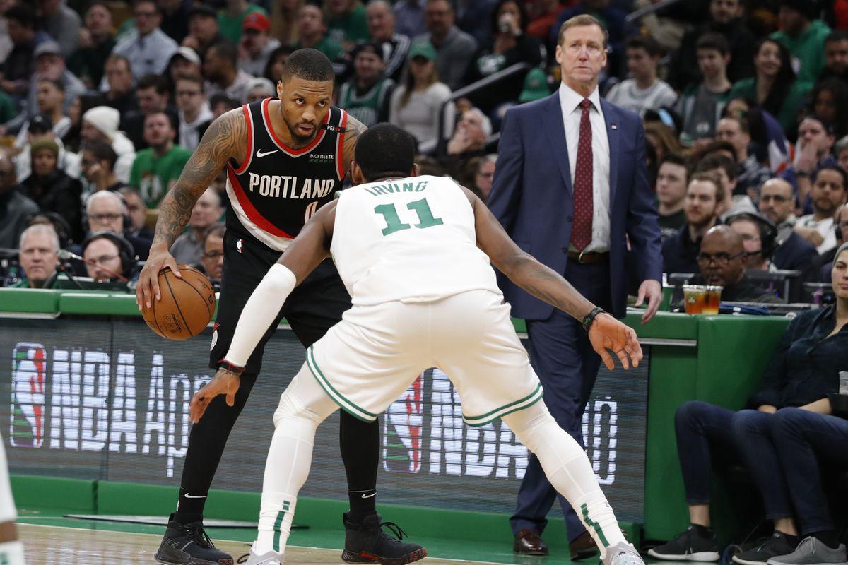 Lillard:厄文離開詹姆斯改變了他的整個生涯,17-18賽季我本打算聯手詹姆斯!-黑特籃球-NBA新聞影音圖片分享社區