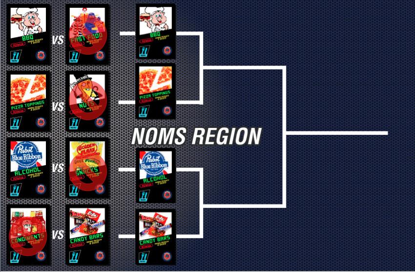 NOMS Region Round 2