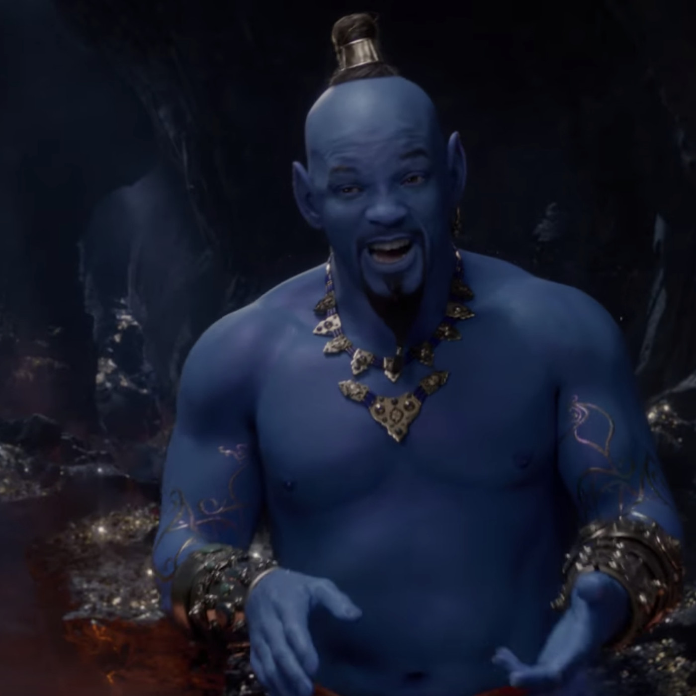 New Aladdin trailer from the 2019 Grammys introduces Will Smith's