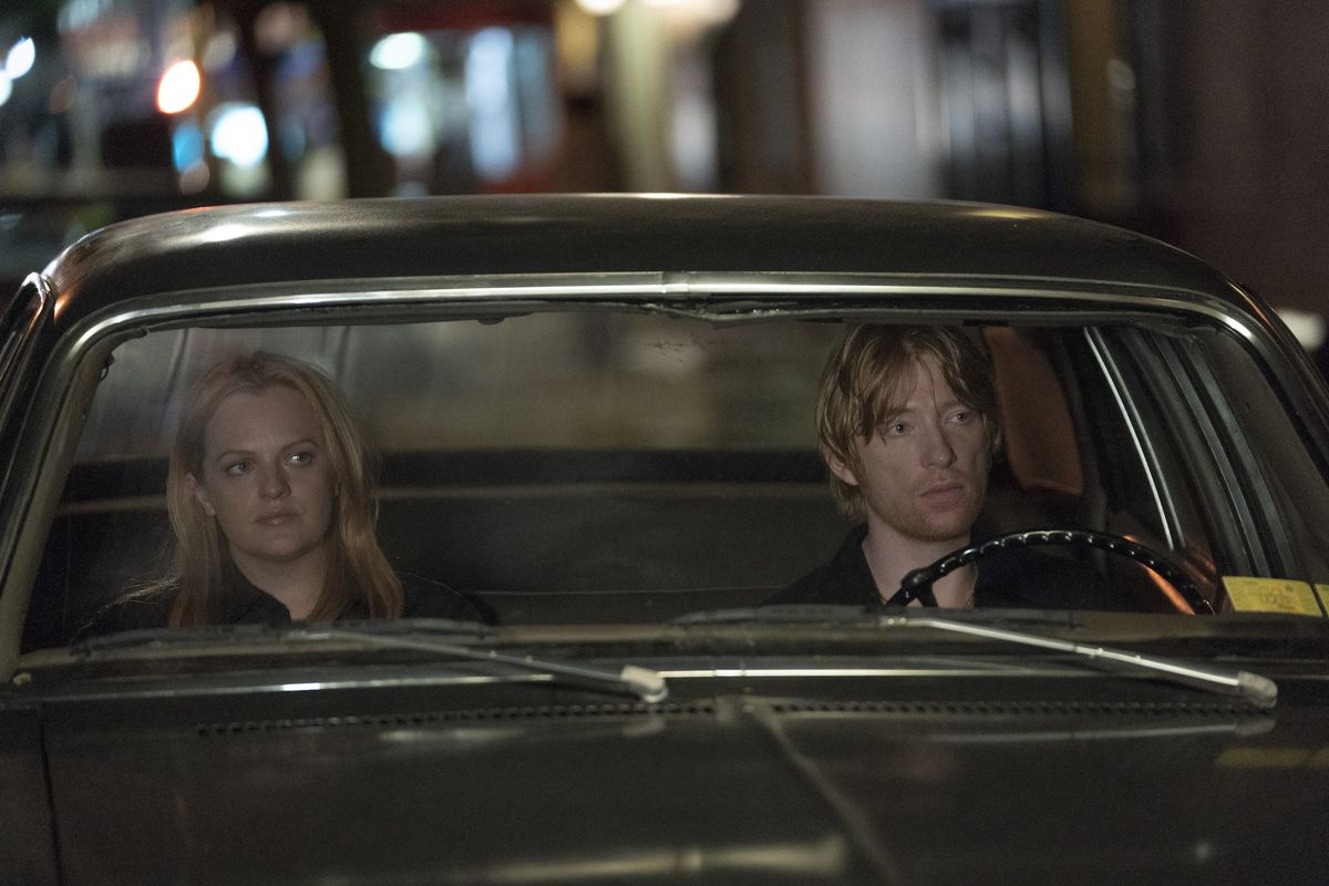 From their car, Claire and Gabriel watch a soon-to-be victim.