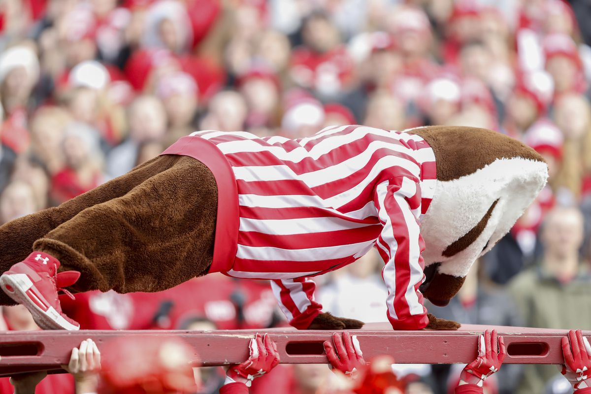 COLLEGE FOOTBALL: NOV 03 Rutgers at Wisconsin