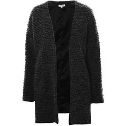 "<b>Glamorous</b>, <a href=""http://www.glamorous.com/black-textured-cardigan.html"">$93</a>"