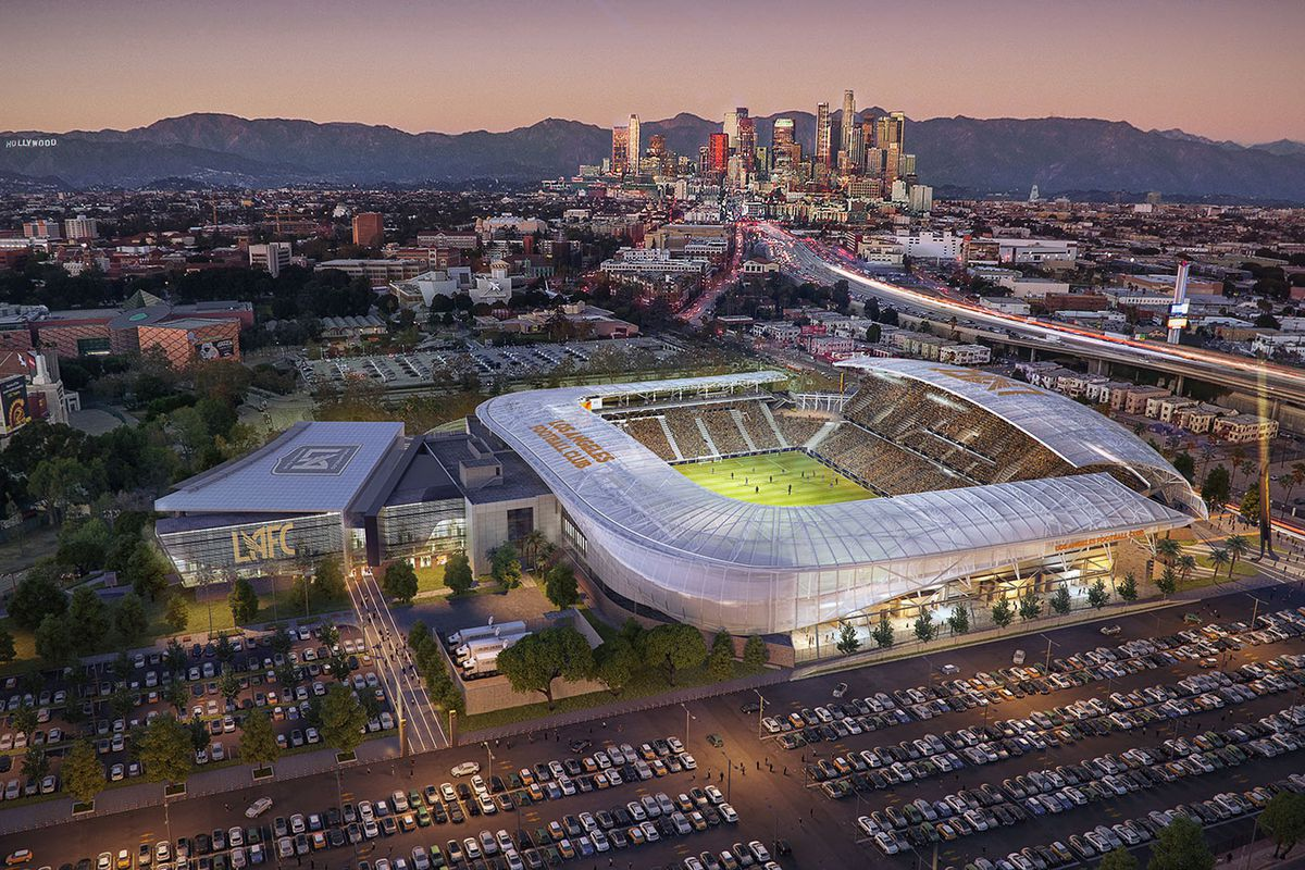 Image result for lafc banc of california