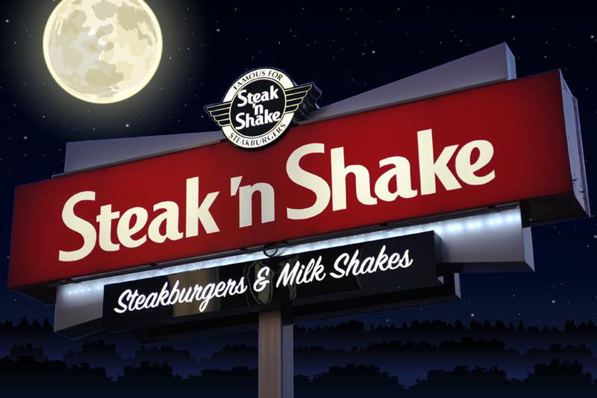Steak 39 n shake seattle finally opens tomorrow eater seattle for Steak n shake dining room hours