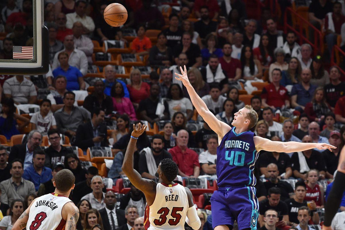 NBA: Charlotte Hornets at Miami Heat