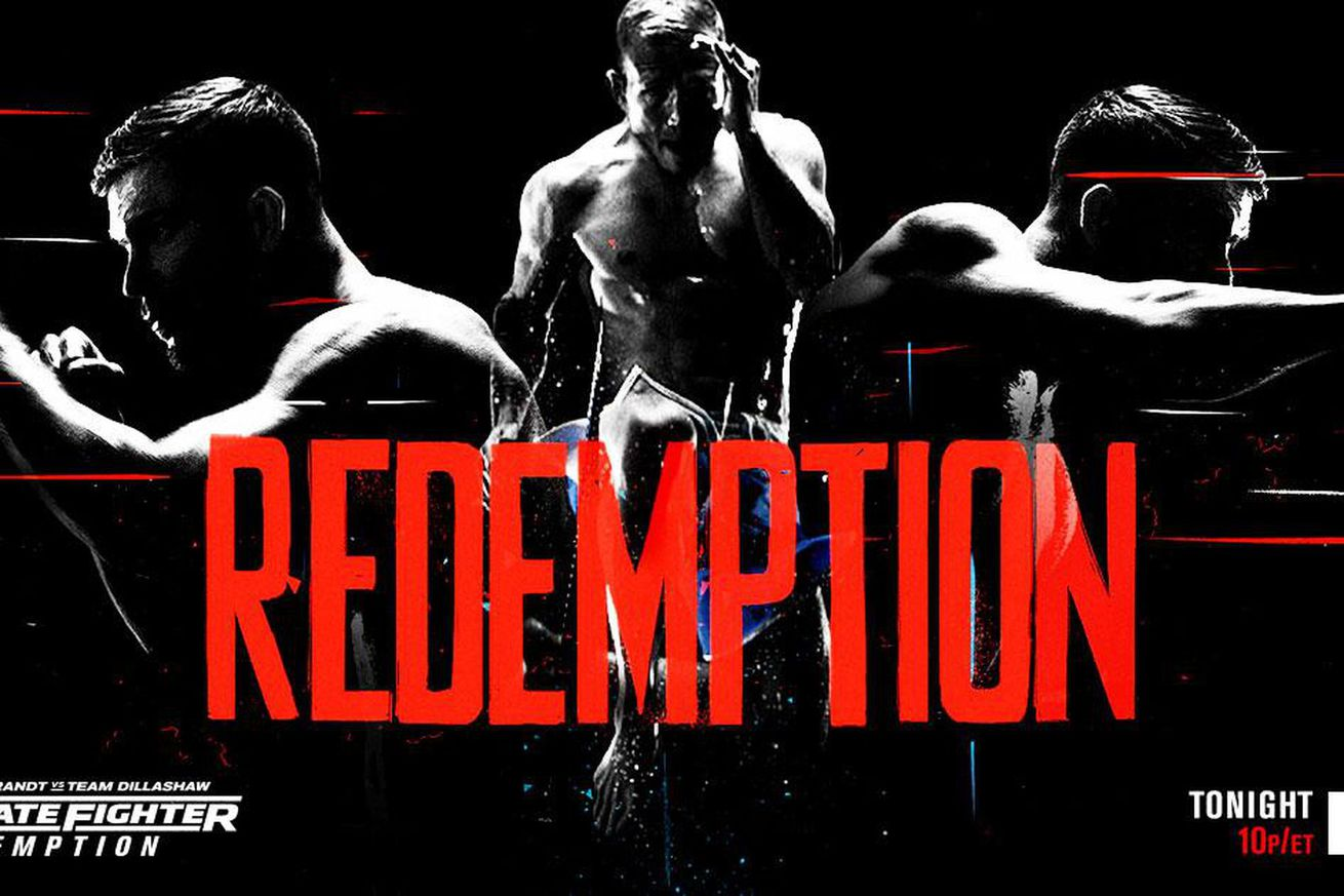 The Ultimate Fighter (TUF) 'Redemption' results, recap, and discussion (Ep. 10)