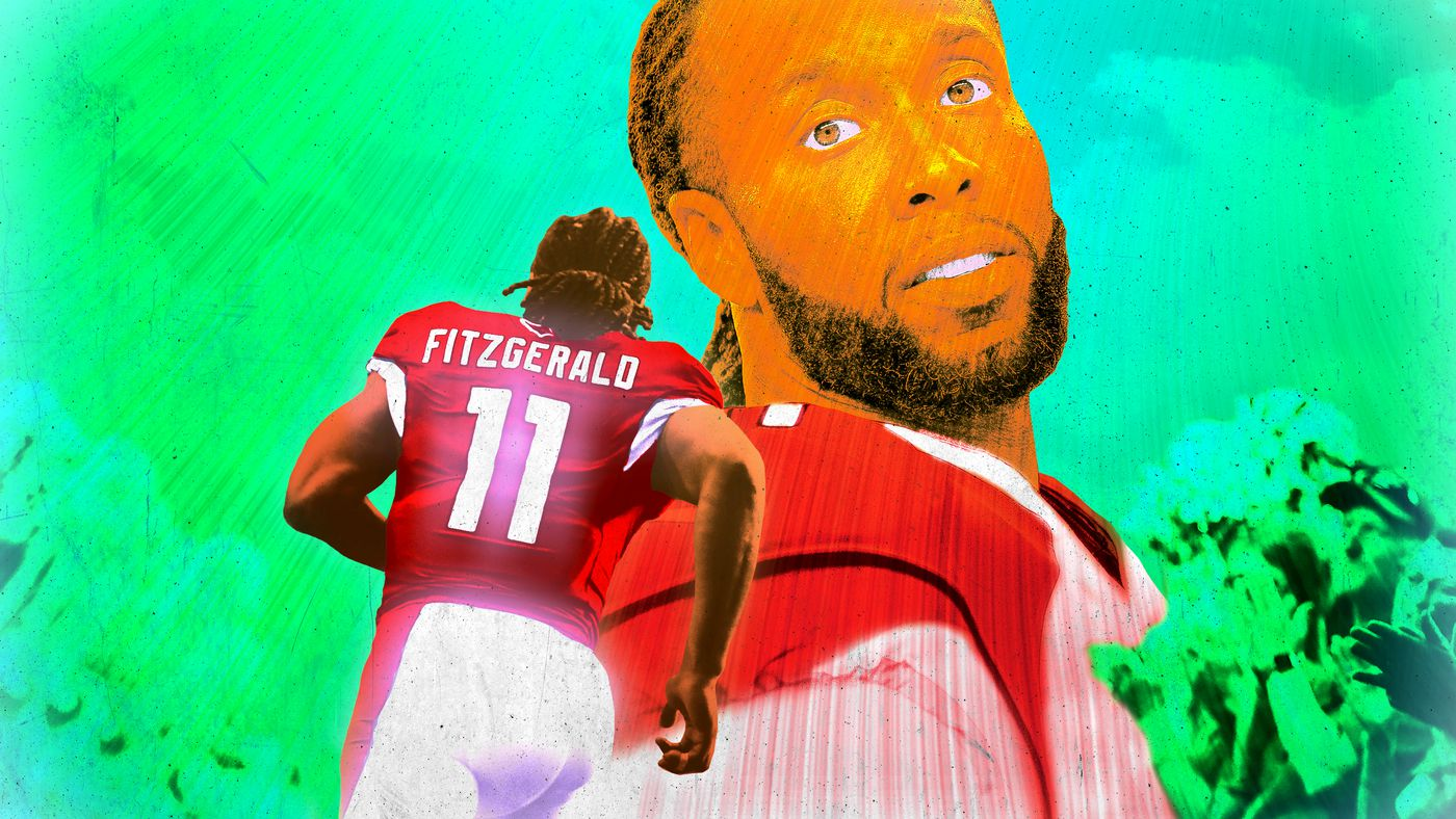The Cardinals' Air Raid Has Revitalized Larry Fitzgerald