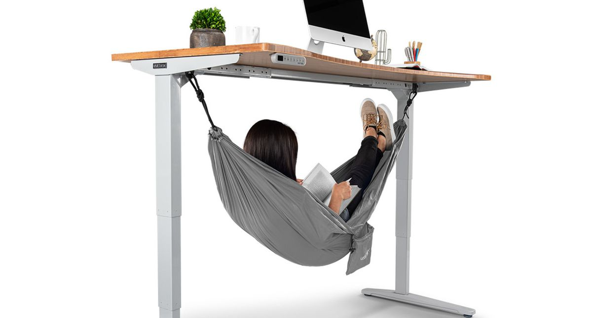 Hallelujah Finally A Hammock For Your Desk Funny Or