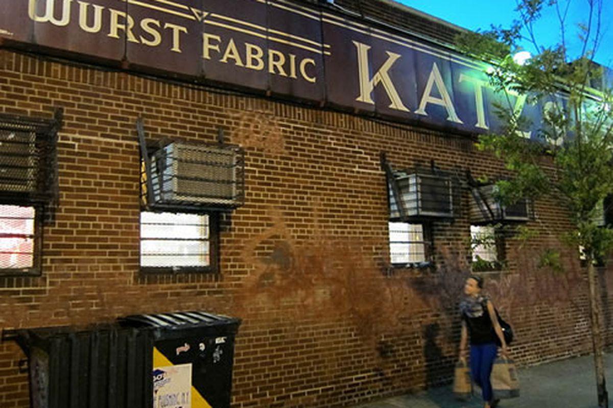 Katz's, NYC
