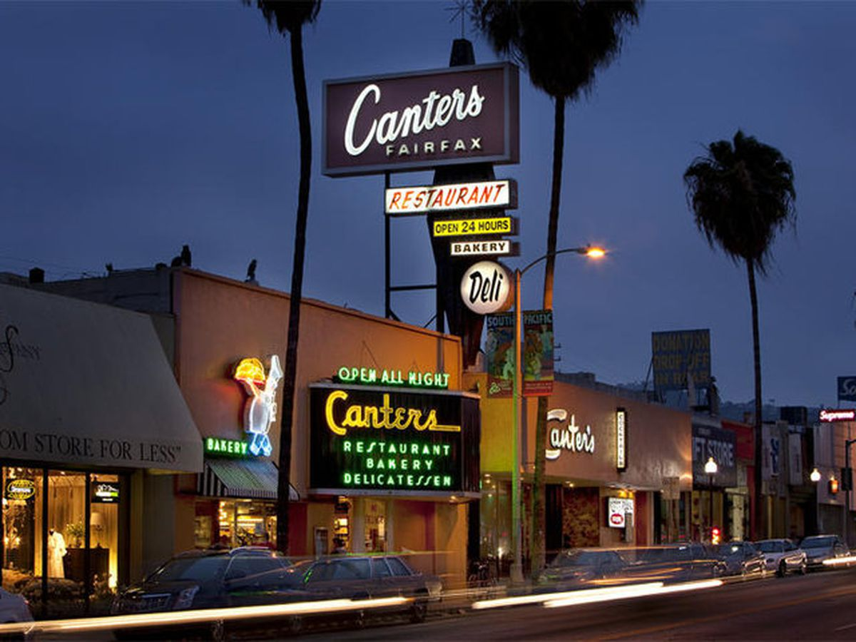 Canter's