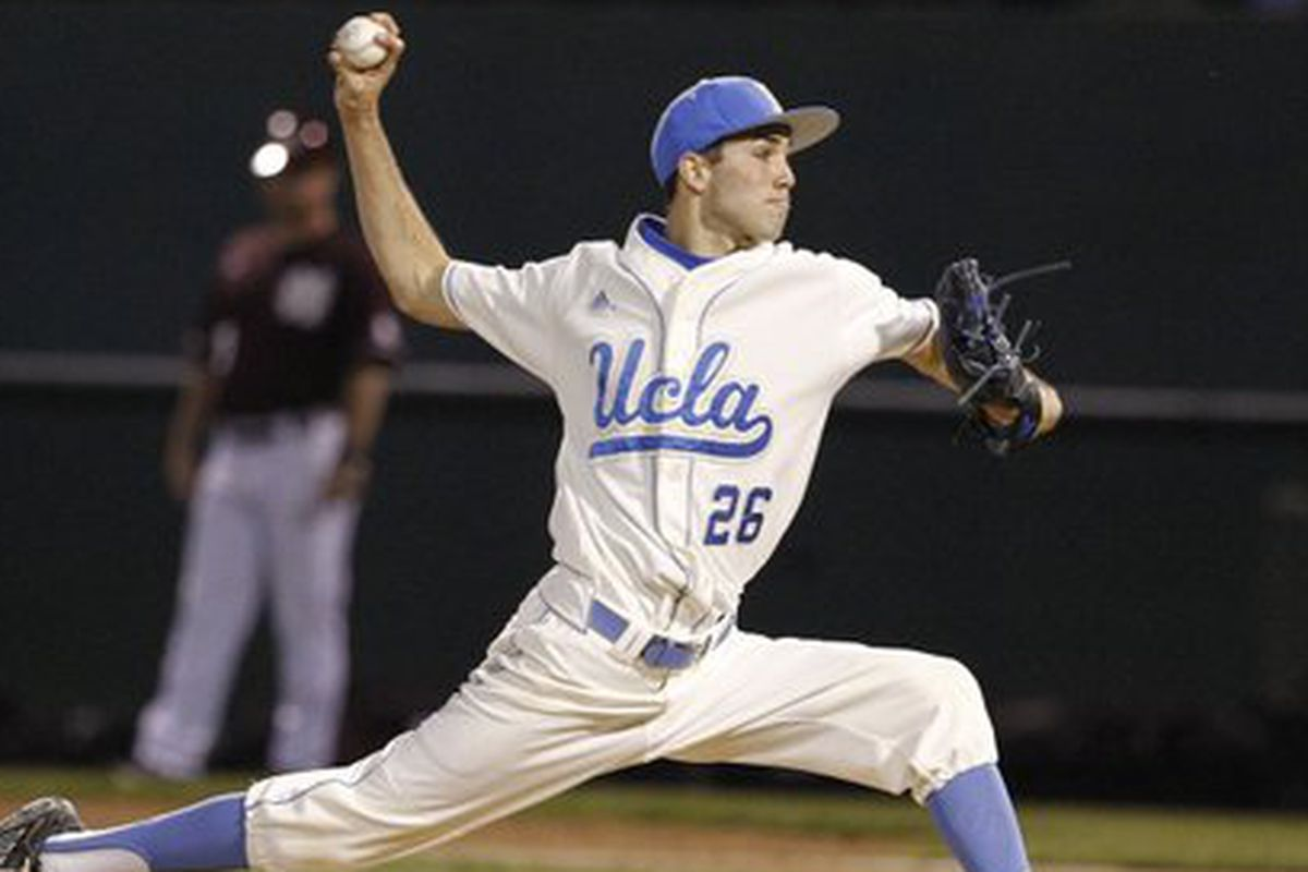 Brian Gadsby picked up the exta inning win yesterday, retiring all ten batters he faced.