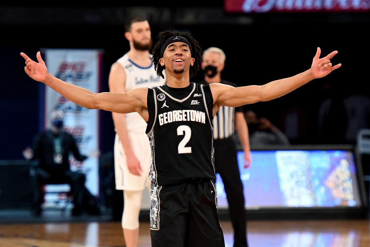 Big East Men's Basketball Tournament - Semifinals