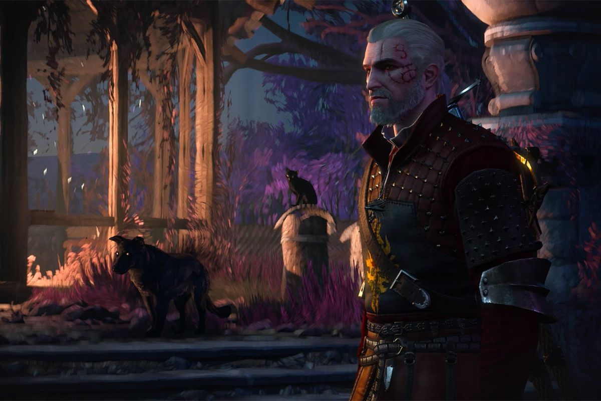 The Witcher 3 Hearts Of Stone Is An Even Better Game Of The Year