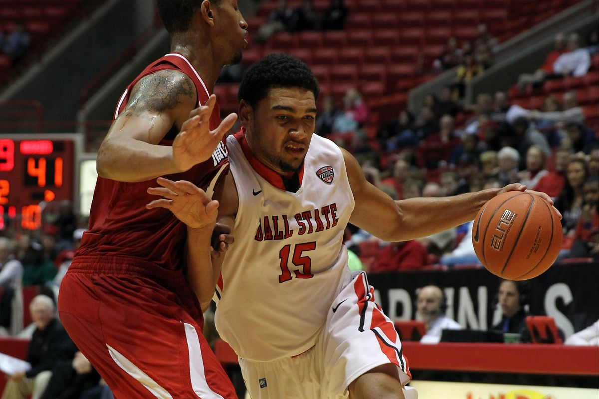 Franko House helped lead the Cardinals to an upset victory over Valpo.