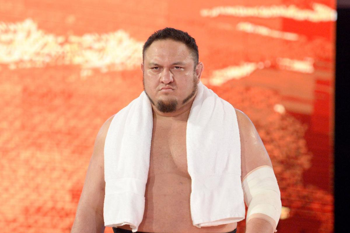 Can Samoa Joe Win the WWE Universal Championship?