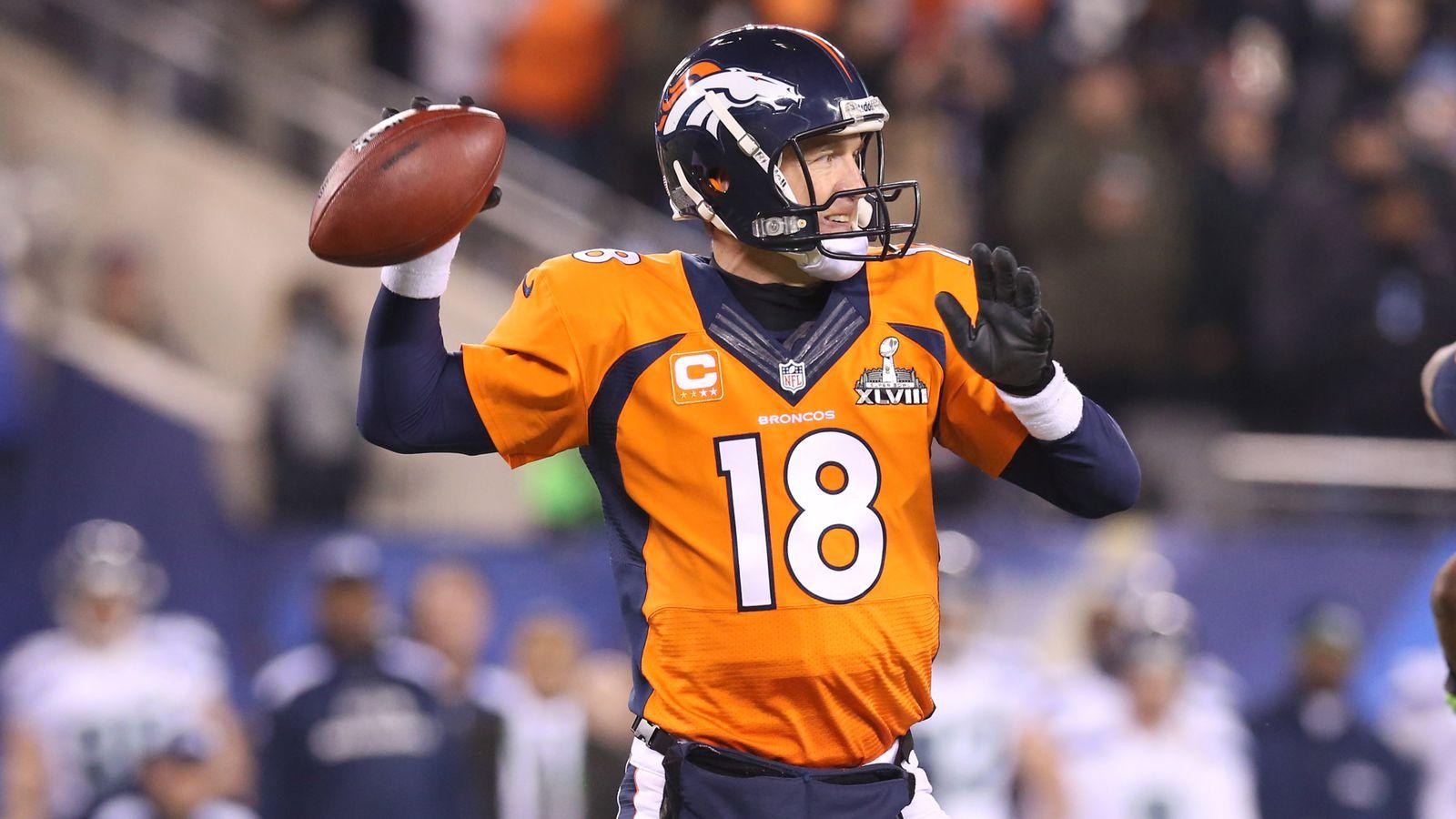 Rumor: Broncos uniform change in the works