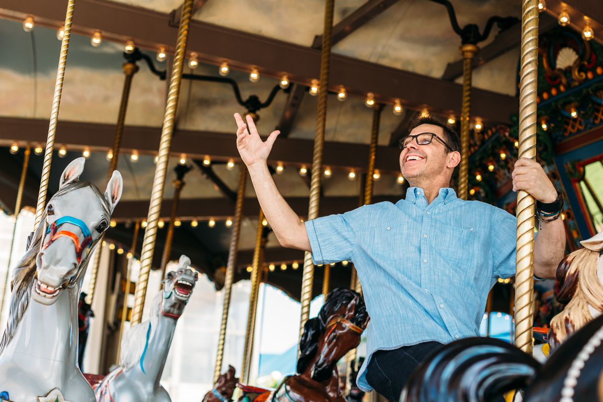 State Fair Carousel