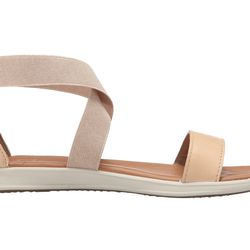 We're feeling the sporty style of this foot-hugging pair.