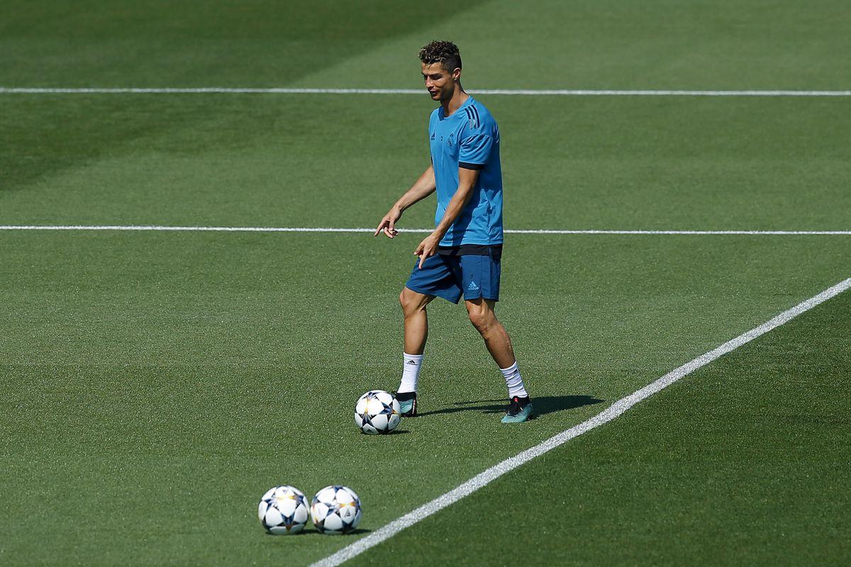 Real Madrid UEFA Open Media Day