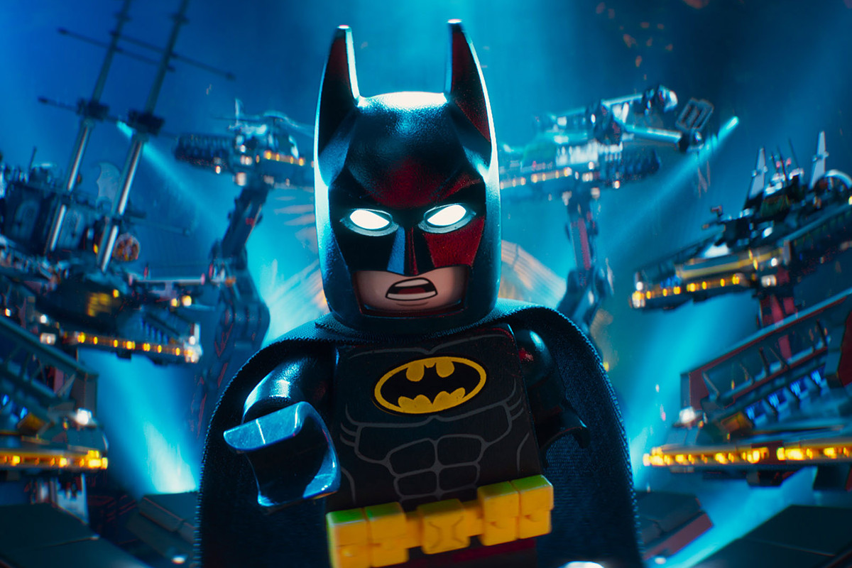 Life Lessons With The Lego Batman Movie The Ringer