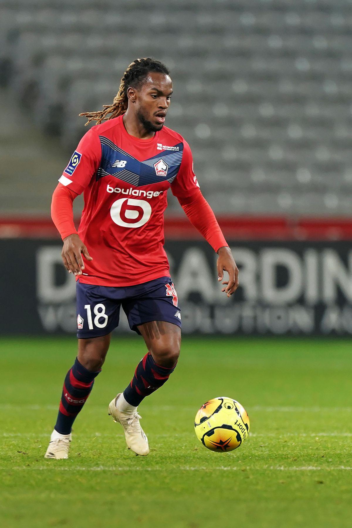Lille OSC v RC Lens - Ligue 1