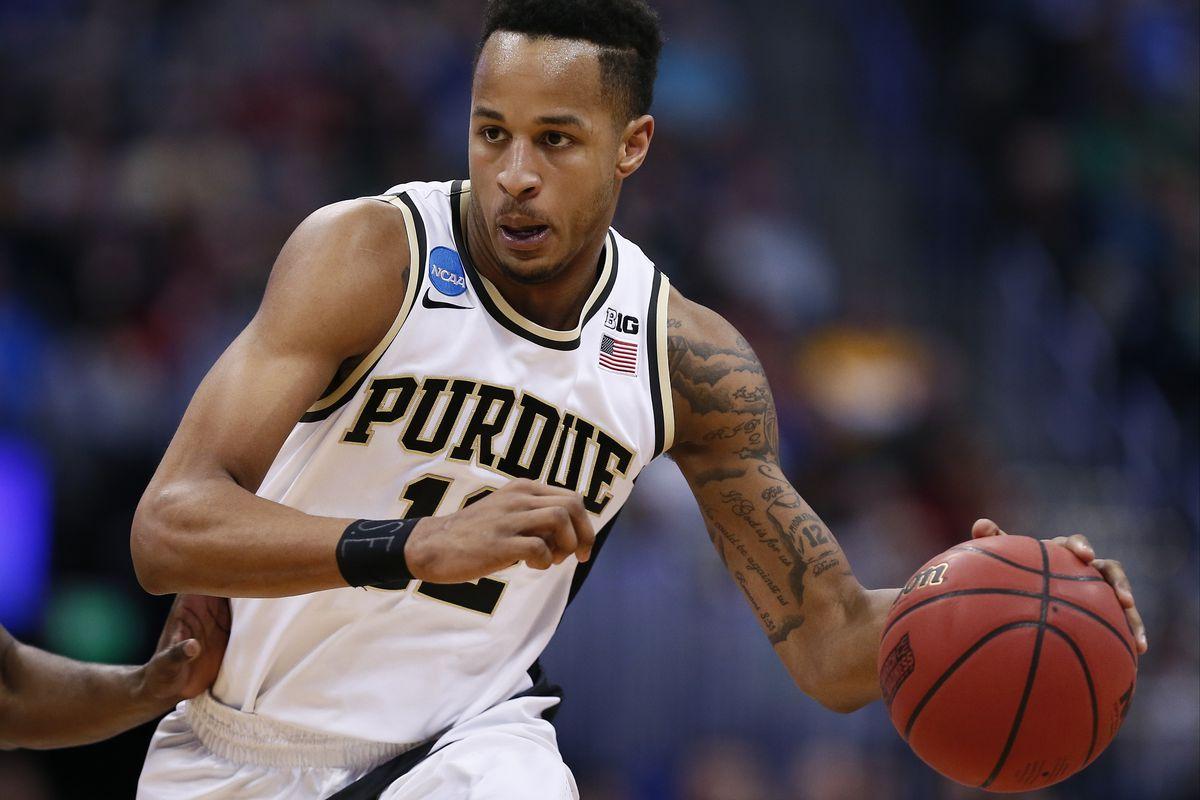 NCAA Basketball: NCAA Tournament-Purdue vs Arkansas Little Rock